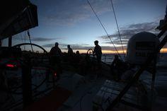Leg 6 - Day 8 / Groupama in the Volvo Ocean Race / Credit : Yann Riou