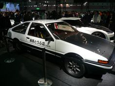 AE 86.  Would kill to have it!! Just like Initial D