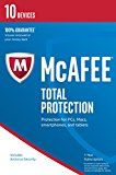 McAfee 2017 Total Protection - 10 Device (PC/Mac/Android) by McAfee Platform:   Windows 10 /  8 /  7, Mac OS X, AndroidBuy new:   £40.94 (Visit the Bestsellers in Software list for authoritative information on this product's current rank.) Amazon.co.uk: Bestsellers in Software...