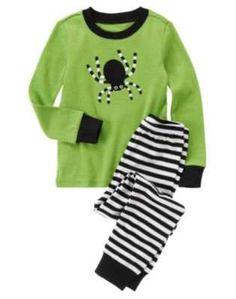 Gymboree Boys Gymmies Size 6 12 18 24 Months Spider Two Piece Pajamas New   eBay