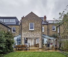 Glazed Extension • Kingswood Avenue • Queen's Park • London • Syte Architects • 2015