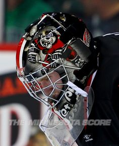St. Cloud State Goalie