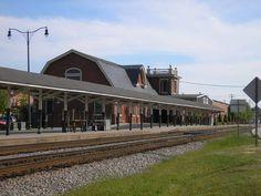 Fayetteville, NC: Fayetteville Train Depo...