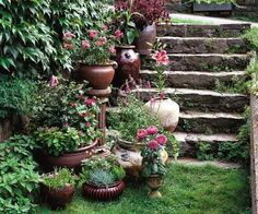 Gardening inspiration is all the rage on Pinterest right now. Guess you're ready for spring. Think warm thoughts with the best gardens of all time via This Old House and TheSnug.com.