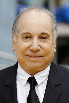 "Paul Simon. Still ""wonderful"" after all these years!!! He is 5'3""."