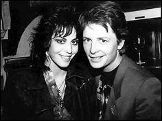 joan and michael