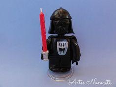 Vela Darth Vader Lego