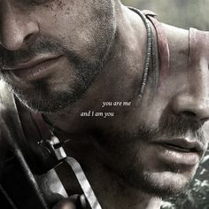 One in the same - Far Cry 3