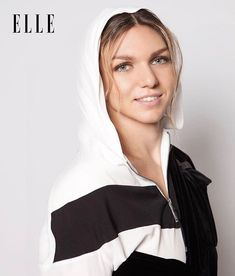 Simona for Elle Romaniaaa