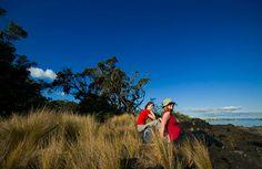 Climb a Dormant Volcano in Auckland