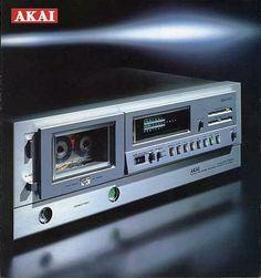 Non Stop Autoreverse AKAI GX-F60R (1981) www.1001hifi.com