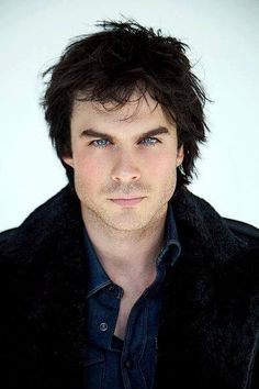 Ian Somerhalder <3 there can never be too many pins for this hunk :)
