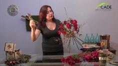 #CADETV Arreglo floral para San Valentín #escuela #estudiadiseñofloral