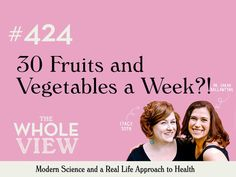 The 30 fruits and vegetables a week recommendation, where it comes from, and why it's not as scary as it sounds. Plenty of helpful tips and tricks, from recipes to shopping on a budget, all to help you reach that 30-a-week goal! Different Kinds Of Fruits, Different Fruits And Vegetables, List Of Vegetables, Storing Fruit, Paleo Mom, Roasted Radishes, In Season Produce, Gut Health, Types Of Food