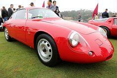 Alfa Romeo Sprint Zagato Coda Tronca 1961