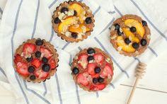 Ovenheerlijke Ontbijt-taartjes! | Fitgirls.nl