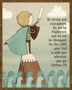 Joshua 1:9 | Flickr - Photo Sharing!