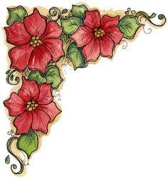 Flores para Decoupage  Flores para Decoupagem  Decoupage Flores  Imagens de Flores para Decoupage  Desenhos de Flores para Decoupage  Rosas ...