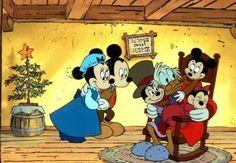 Mickey's Christmas Carol :)