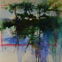 CANET | Pintura de ÁNGELES CERECEDA | Flecha