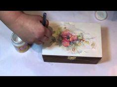Decoupage - papier ryżowy, co to jest i jak go używać