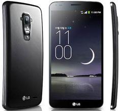 LG Unveils Curved G Flex Smartphone
