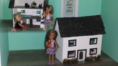 How to make a Miniature Doll House for your Doll