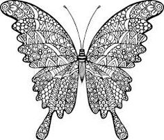 Image result for doodle butterfly