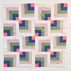 "maranon: "" A ton of other steps to go. Quilt making is daunting but evidently I'm into it. """