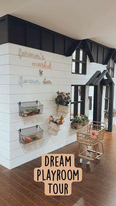 Teen Playroom, Indoor Playroom, Toddler Playroom, Playroom Design, Kids Room Design, Playroom Decor, Room Decor Bedroom, Kids Bedroom, Playroom Ideas