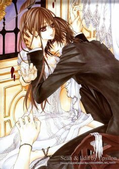 Yuki and Kaname. Don't ship. But it's pretty.