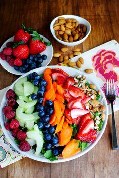healty food looks so delicious