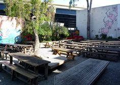 Zeitgeist, San Francisco - America's Best Beer Gardens on Food & Wine. Wanna visit this place next time I come out! San Francisco Sights, Weekend In San Francisco, San Francisco Food, Outdoor Seating, Outdoor Decor, German Beer, Best Beer, California Travel, Wine Recipes