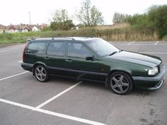 Volvo 850 T5 ~ One of ours ~ This is a rocket Ship ~ Buy a good one while you still can ~ You won't regret it !