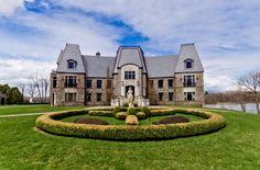 Leur maison à vendre à Laval: Céline Dion et René Angélil, ont des goûts classiques   Marie-France Léger   Immobilier