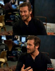 Clive Standen - I know I pin him way too much but let me enjoy this one. shhhhhhh