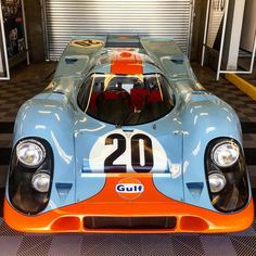 Porsche 917k Head-on (apply directly to the race track)  HD Wallpaper From Gallsource.com