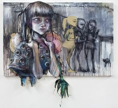 canvases | HERAKUT