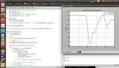 Real time data acquisition system. #Linux #arduino #python by mishraamardeep