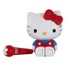 Hello Kitty Sing-A-Long Karaoke - Ryn Tech