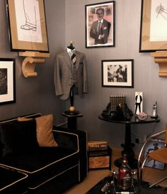 Classicist: Style at Alan Flusser's New Custom Shop