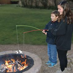 Campfire Roasting Rods | 27 Ridiculously Fun Products That Will Make Your Summer More Delicious