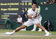 #Wimbledon, vince #Djokovic ma che incontro!