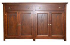 Aparador salón madera maciza . Buffet, Cabinet, Storage, Furniture, Home Decor, Solid Wood, Dorm Rooms, Clothes Stand, Purse Storage