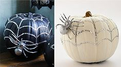 BHG rhinestone pumpkin (no carve.)