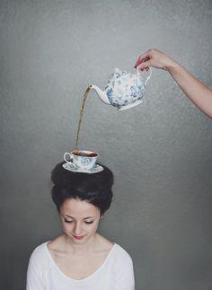 definitelydope: Afternoon Tea (by GraceAdams)//