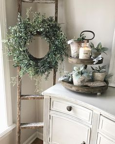 Farmhouse Decor | Wreath