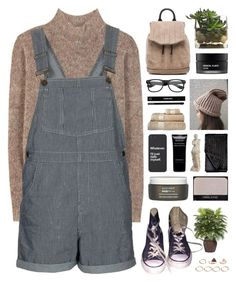 """""""Twilight drops her curtain down, and pins it with a star."""" by novalikarida ❤ liked on Polyvore featuring By Malene Birger, Topshop, rag & bone, Converse, Koh Gen Do, Forever 21, Muji, NARS Cosmetics, John Robshaw and Givenchy"""