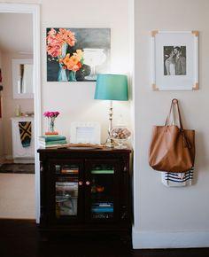 Home Tour: Stationery Designer Mattie Tiegreen's Cozy-Modern Abode