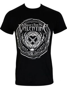 Bullet For My Valentine Time To Explode Men's T-Shirt